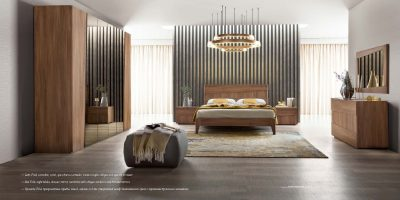 Brands Camel Modern Collection, Italy Storm Bedroom Additional Items