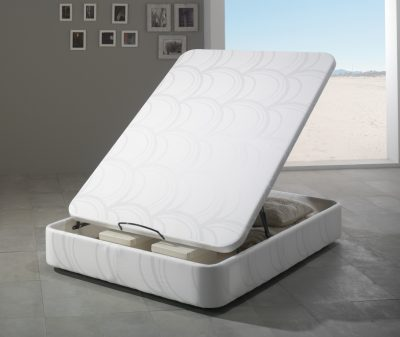 Brands Dupen Mattresses and Frames, Spain STORAGE DIVANS AND UPHOLSTERED BASES DINAMIC