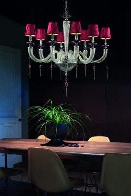 Brands Euroluce Julienne Collection Julienne Clear L8 shade