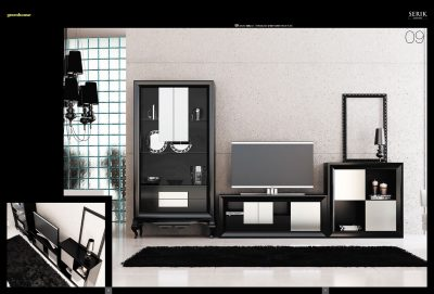 Brands Franco Serik Wall Unit Collection, Spain SERIK 09