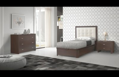 Regina Storage TS, FS Wenge Bedroom