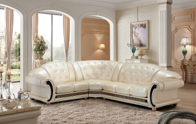 Apolo Sectional Pearl