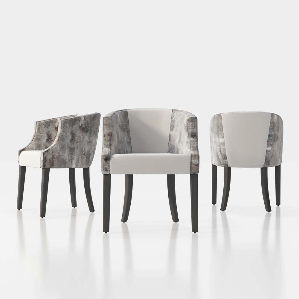 Brands Franco AZKARY II Chairs, SPAIN ARES ARMCHAIR ( 1 Piece )