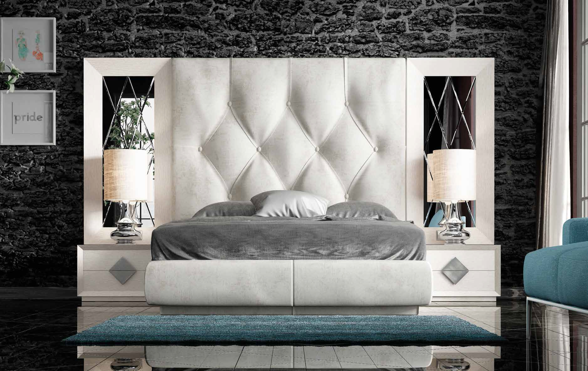 Brands Franco Furniture Bedrooms vol1, Spain DOR 71