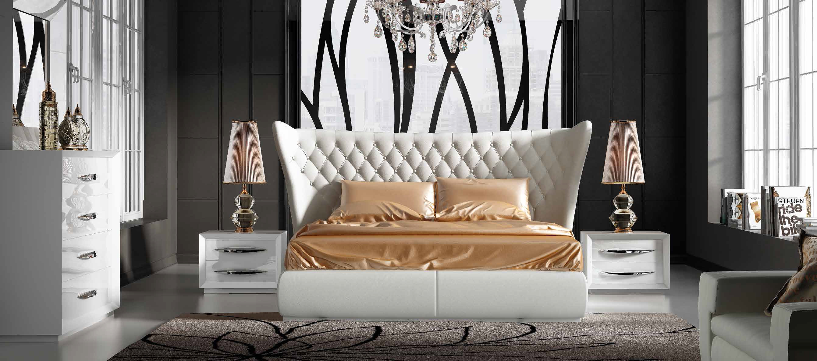 Brands Franco Furniture Bedrooms vol1, Spain DOR 74