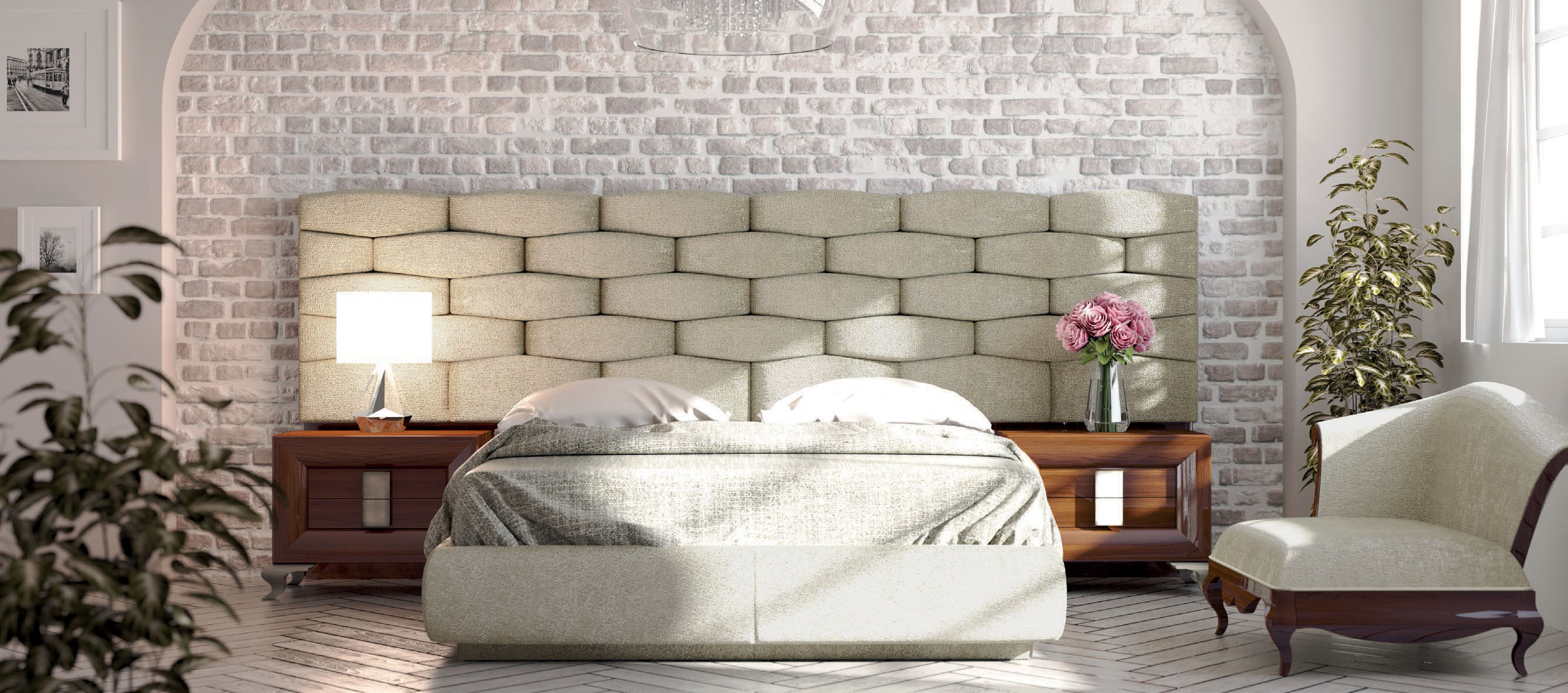 Brands Franco Furniture Bedrooms vol2, Spain DOR 104