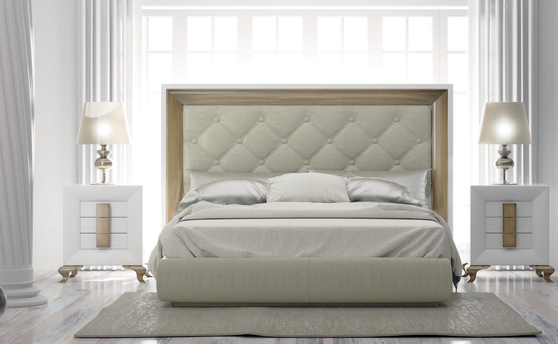 Brands Franco Furniture Bedrooms vol2, Spain DOR 139