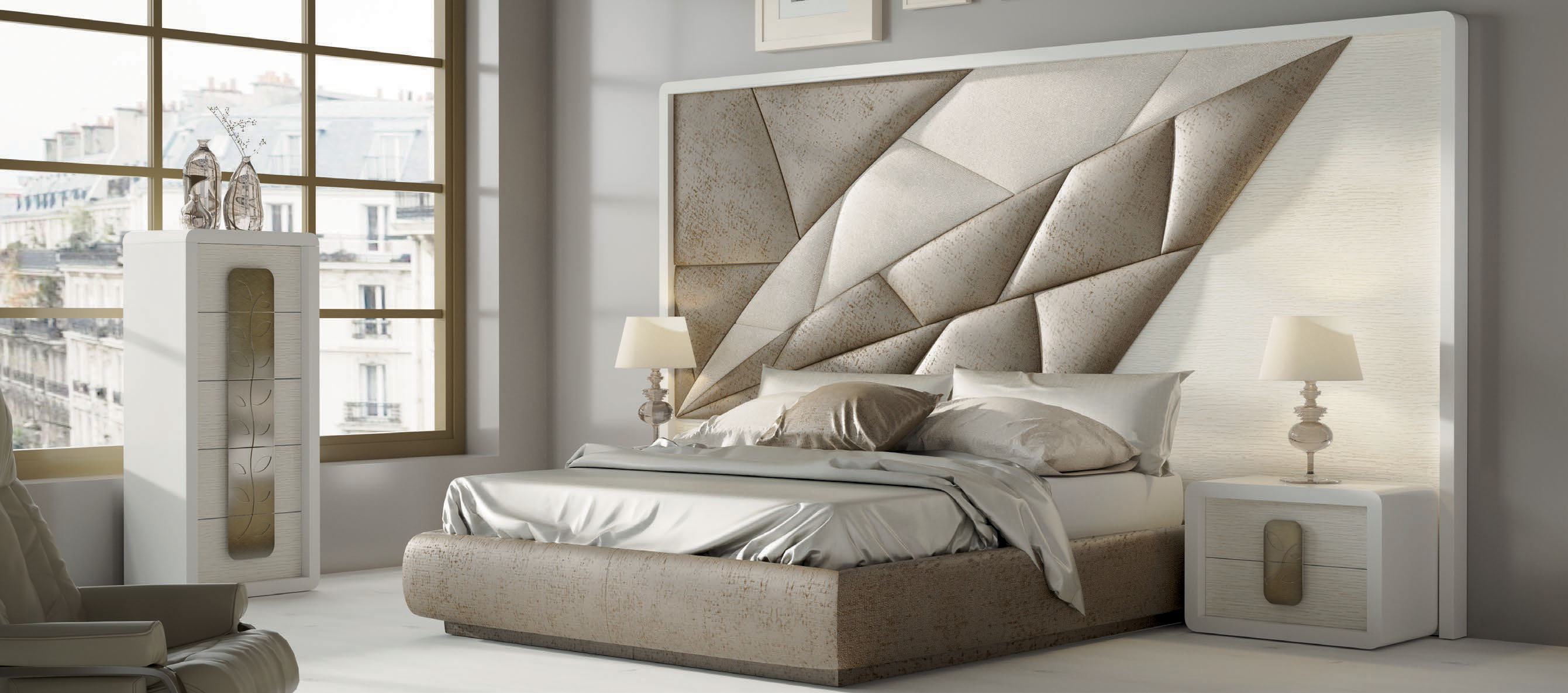 Brands Franco Furniture Bedrooms vol3, Spain DOR 166
