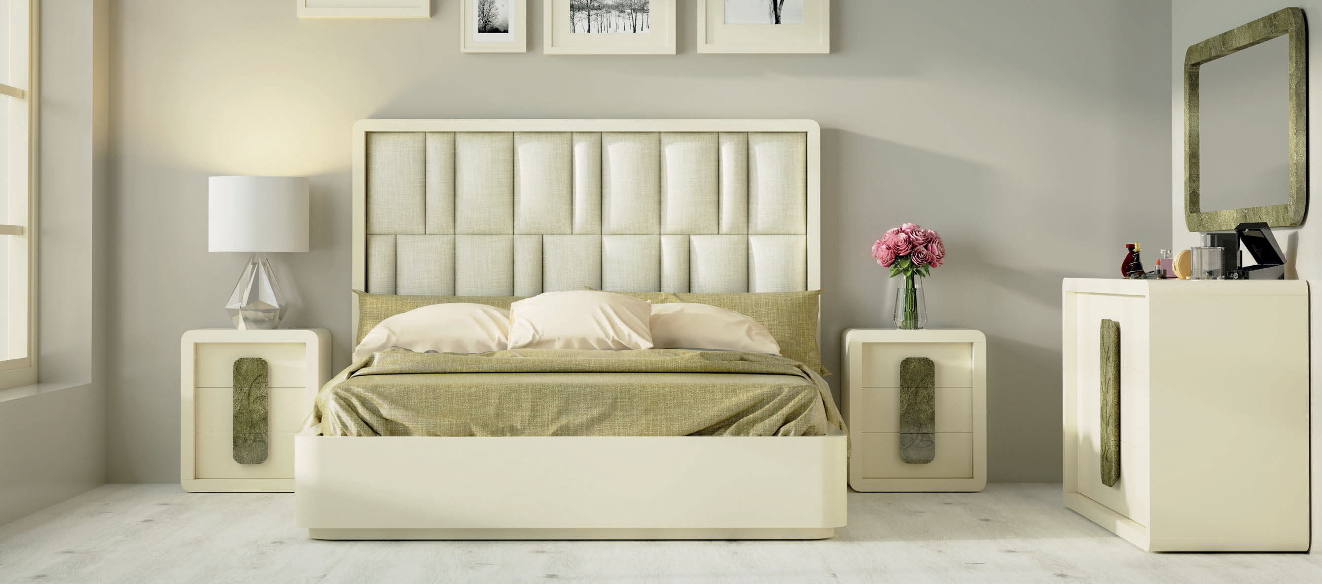 Brands Franco Furniture Bedrooms vol3, Spain DOR 169