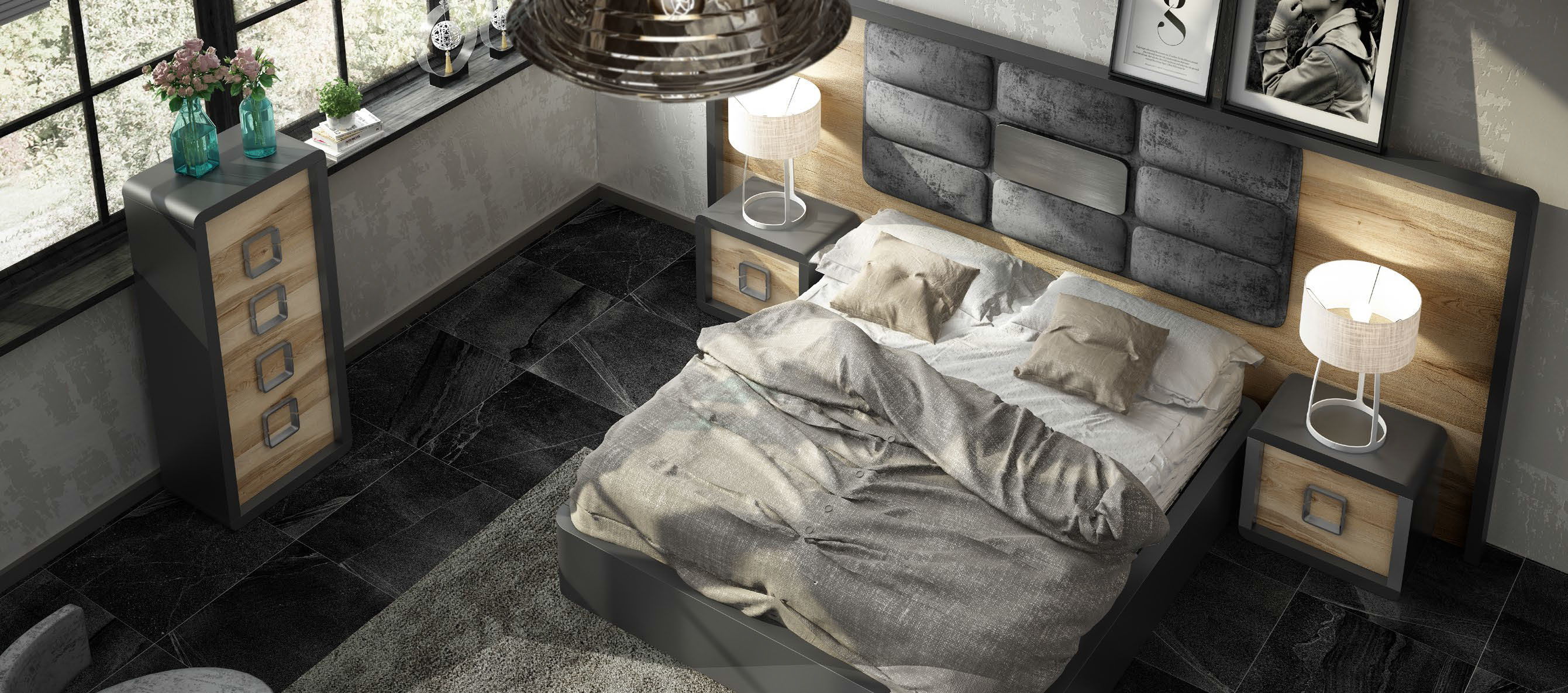 Brands Franco Furniture Bedrooms vol3, Spain DOR 173